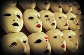 Maschere di donne