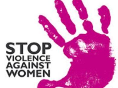logo stop violenza